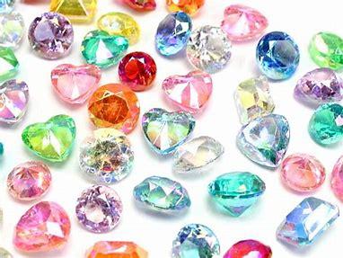 キラキラ宝石すくい