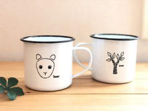 Porcelain enamel/ホーローアイテム